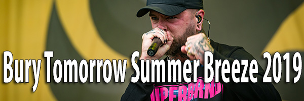 Fotos Bury Tomorrow Summer Breeze 2019