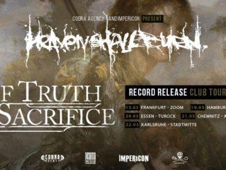 Heaven Shall Burn Record Release Club Tour 2021