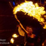 Hayner Burgfest 2014 Flamma Caterva