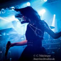 Beyond the Black - Alte Seilerei Mannheim - Jennifer Haben