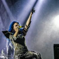 Arch Enemy Jahrhunderthalle Frankfurt - Alissa White-Gluz
