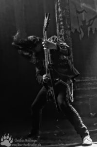 Arch Enemy Jahrhunderthalle Frankfurt - Michael Amott