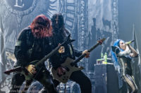 Arch Enemy Jahrhunderthalle Frankfurt - Michael Amott - Sharlee D'Angelo