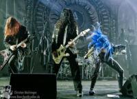 Arch Enemy Jahrhunderthalle Frankfurt - Michael Amott - Alissa White-Gluz - Sharlee D'Angelo