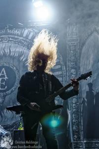 Arch Enemy Jahrhunderthalle Frankfurt - Jeff Loomis