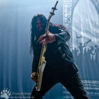 Arch Enemy Jahrhunderthalle Frankfurt - Sharlee D'Angelo