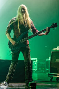 Nightwish Jahrhunderthalle Frankfurt - Marco Hietala