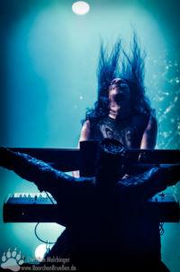 Nightwish Jahrhunderthalle Frankfurt - Tuomas Holopainen