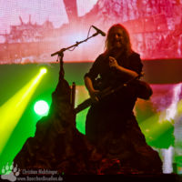Nightwish Jahrhunderthalle Frankfurt - Troy Donockley