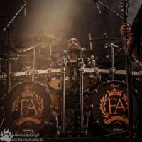 Fleshgod Apocalpyse Batschkapp 2016 - Francesco Paoli