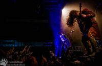 Fleshgod Apocalpyse Batschkapp 2016 - Publikum - Paolo Rossi