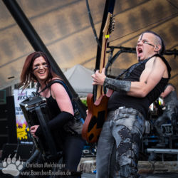 Ensiferum Rock-Fels 2016