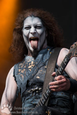 Powerwolf Rockavaria 2016