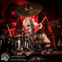 Powerwolf Out and Loud 2016