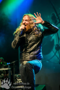 Dark Tranquillity Out and Loud 2016