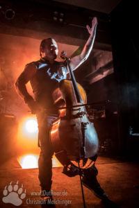 Apocalyptica Substage Karlsruhe 2016