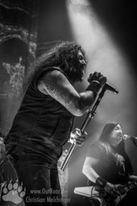 Testament MHP Arena Ludwigsburg 2016