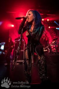 Arch Enemy Neue Stadthalle Langen 2017