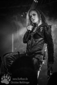 Arch Enemy Rockfabrik Ludwigsburg 2017